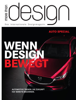 MORE THAN DESIGN  Auto Special