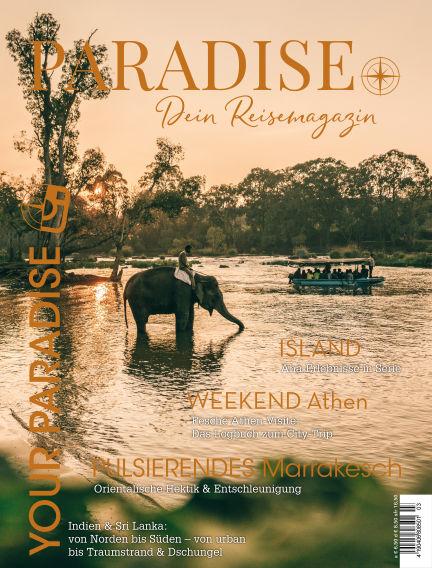 paradise November 09, 2018 00:00