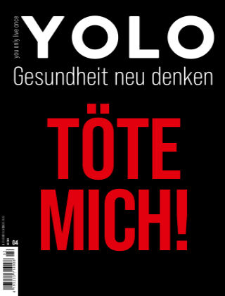YOLO – You only live once 2_2021