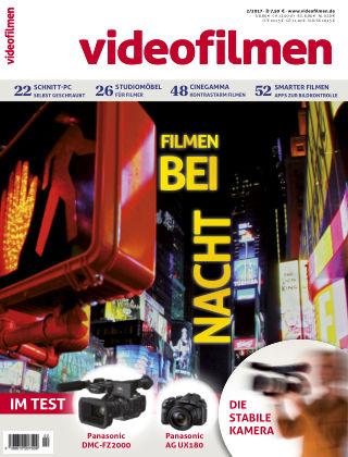 videofilmen (eingestellt) 2/2017