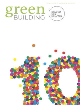 greenBUILDING (eingestellt) #84