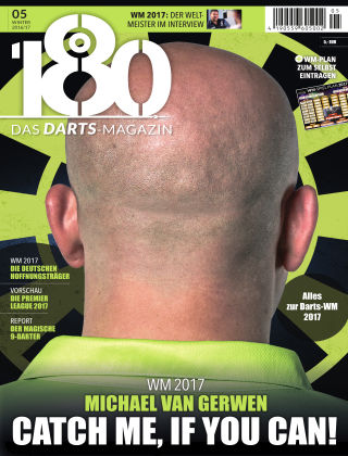 180 - Das DARTS-Magazin 05 – Winter 2016/17