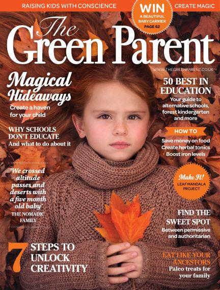 The Green Parent April 03, 2017 00:00