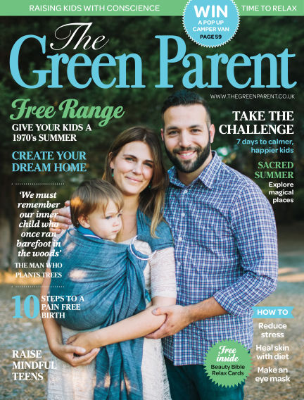 The Green Parent April 02, 2017 00:00