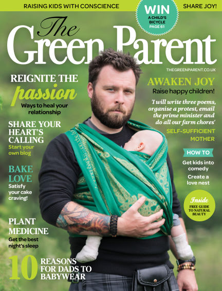 The Green Parent July 14, 2017 00:00