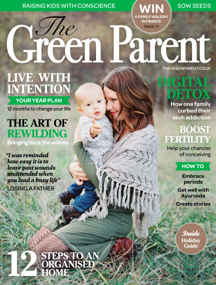The Green Parent January 15, 2018 00:00