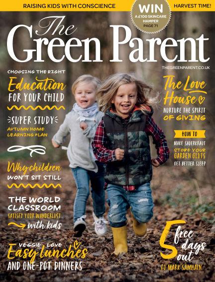 The Green Parent September 14, 2018 00:00