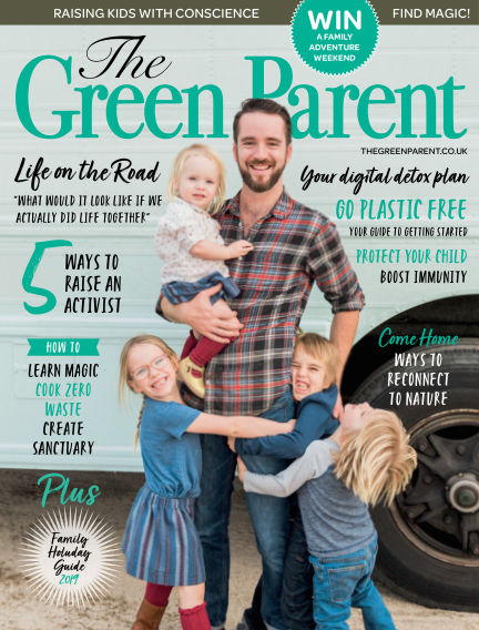 The Green Parent January 11, 2019 00:00