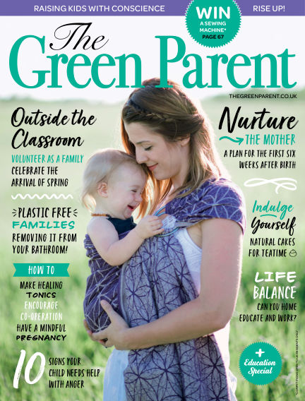 The Green Parent March 08, 2019 00:00