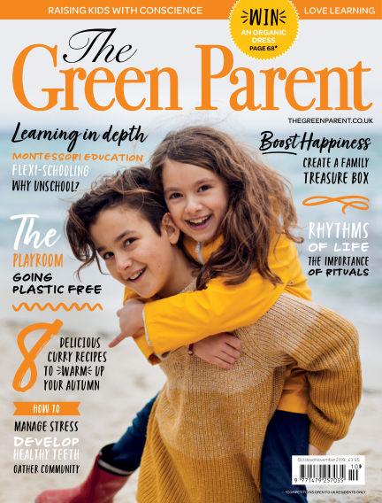 The Green Parent September 13, 2019 00:00