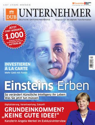 DUB UNTERNEHMER-Magazin  4.2017