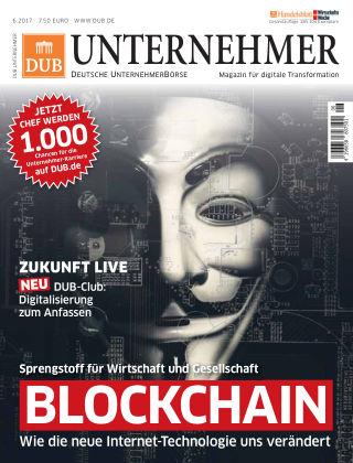 DUB UNTERNEHMER-Magazin  6.2017