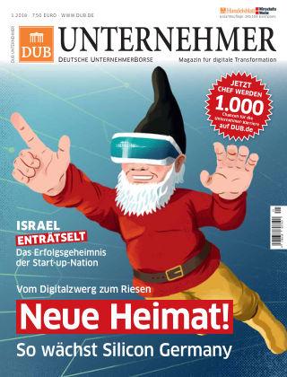 DUB UNTERNEHMER-Magazin  1.2018