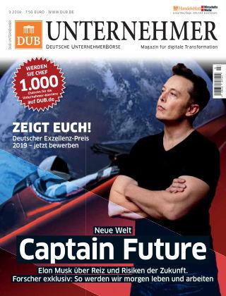 DUB UNTERNEHMER-Magazin  3.2018