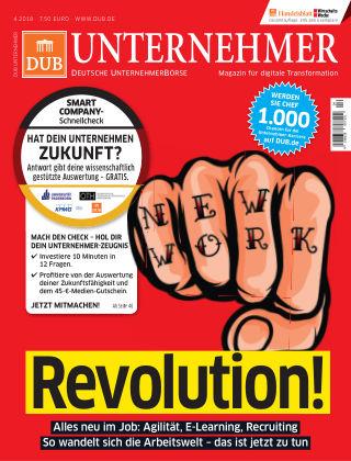 DUB UNTERNEHMER-Magazin  4.2018