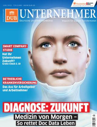 DUB UNTERNEHMER-Magazin  2.2019