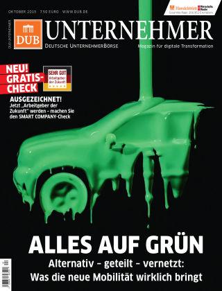 DUP UNTERNEHMER-Magazin 4.19