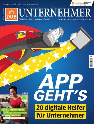 DUP UNTERNEHMER-Magazin 5.2019