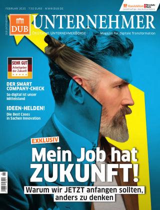 DUB UNTERNEHMER-Magazin  2019-12-05