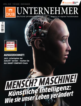 DUP UNTERNEHMER-Magazin 01.2020