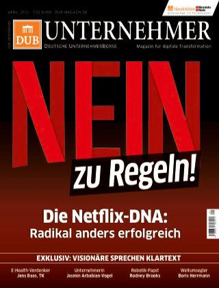 DUP UNTERNEHMER-Magazin 01-2021