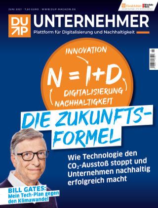 DUP UNTERNEHMER-Magazin 02-2021