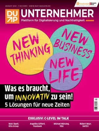 DUP UNTERNEHMER-Magazin 03-2021