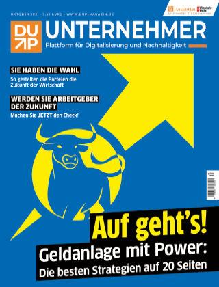 DUP UNTERNEHMER-Magazin 04-2021