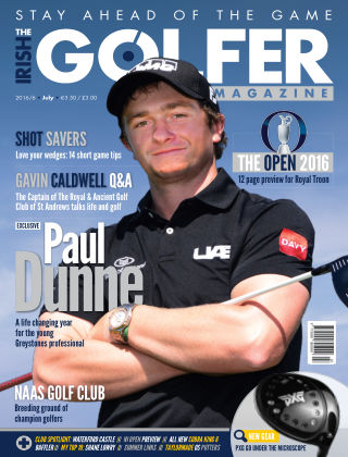 The Irish Golfer Magazine July 2016
