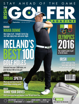 The Irish Golfer Magazine September 2016