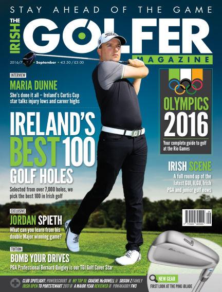 The Irish Golfer Magazine August 12, 2016 00:00