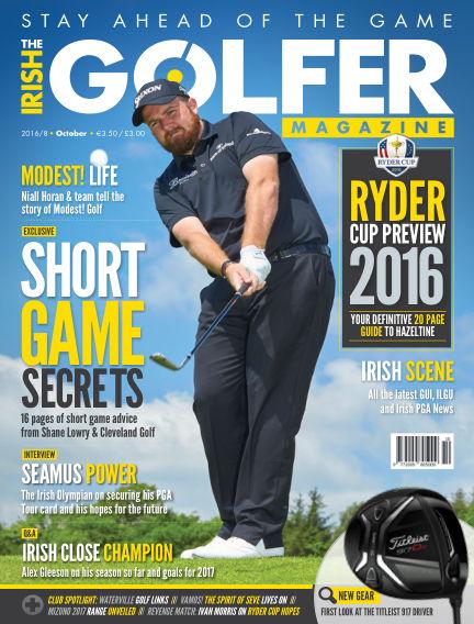 The Irish Golfer Magazine September 16, 2016 00:00