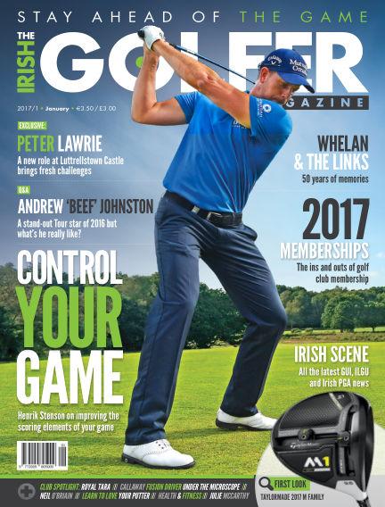 The Irish Golfer Magazine December 20, 2016 00:00