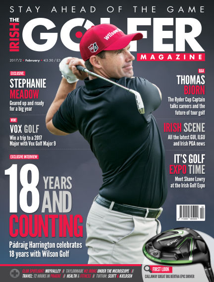 The Irish Golfer Magazine February 03, 2017 00:00