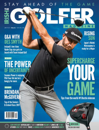 The Irish Golfer Magazine March 2017