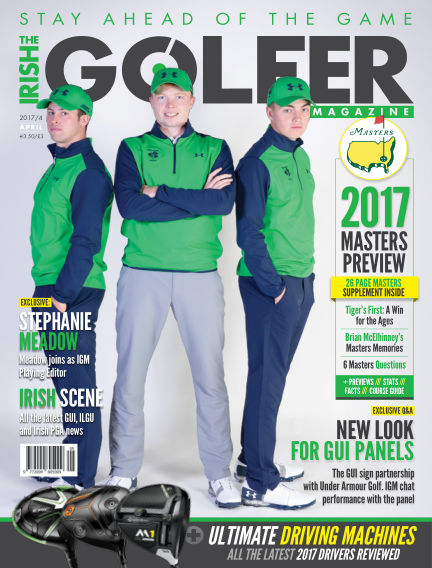 The Irish Golfer Magazine March 31, 2017 00:00