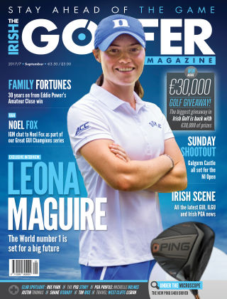 The Irish Golfer Magazine August 2017