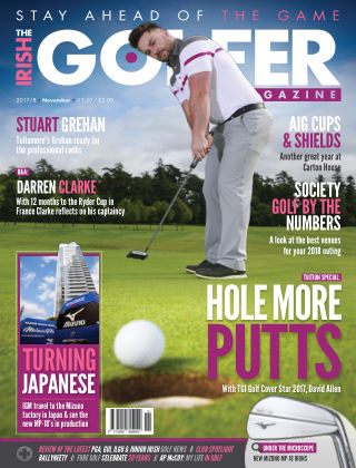 The Irish Golfer Magazine September 2017