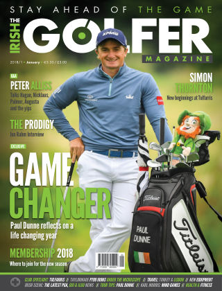 The Irish Golfer Magazine January 2018