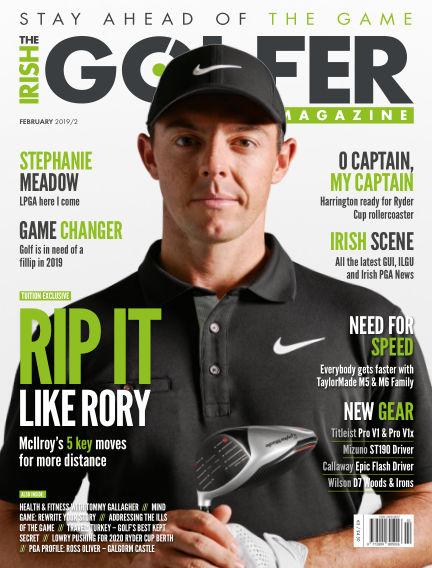 The Irish Golfer Magazine February 01, 2019 00:00