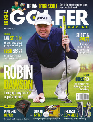 The Irish Golfer Magazine March 2019