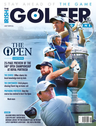 The Irish Golfer Magazine July 2019