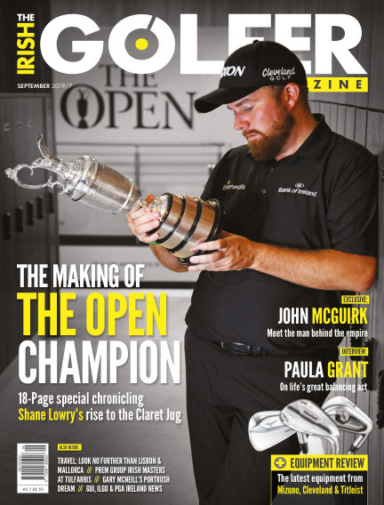 The Irish Golfer Magazine August 16, 2019 00:00