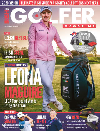 The Irish Golfer Magazine December 2019