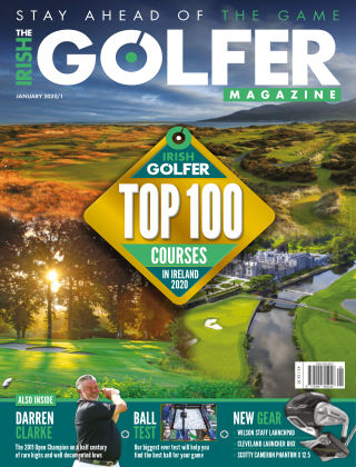 The Irish Golfer Magazine January 2020