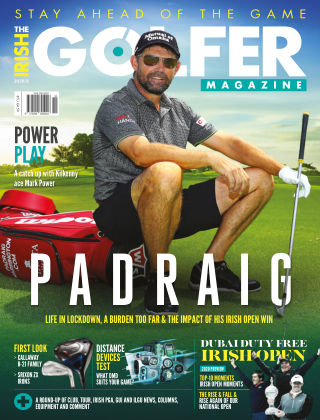 The Irish Golfer Magazine August 2020
