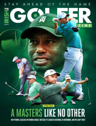 The Irish Golfer Magazine September 2020