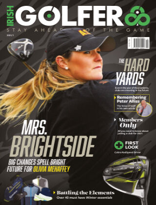 The Irish Golfer Magazine 2021/01