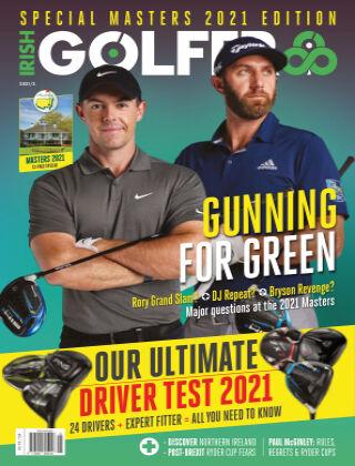 The Irish Golfer Magazine 2021/3