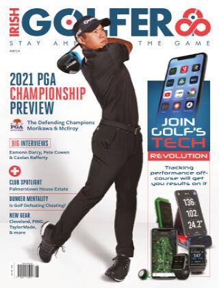 The Irish Golfer Magazine 2021 / 4